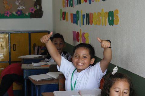 Escuela La Salle para La Paz y la Vida